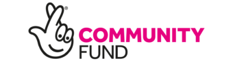 National Lottery Community Fund colour logo